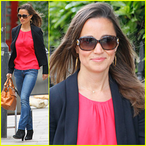 Pippa Middleton: Featured In A 'Glee' Episode?