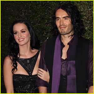 Russell Brand Deported From Japan, Katy Perry Not Happy