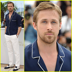 Ryan Gosling: 'Drive' Photocall in Cannes!