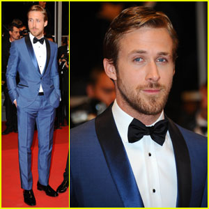 Ryan Gosling Premieres 'Drive' in Cannes