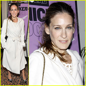 Sarah Jessica Parker: 'Knickerbocker' Opening Night