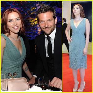 Scarlett Johansson - White House Correspondents' Dinner