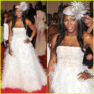 Serena Williams - MET Ball 2011