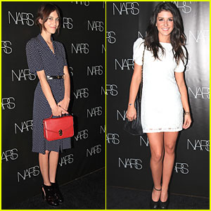 Alexa Chung & Shenae Grimes: Makeup Your Mind!