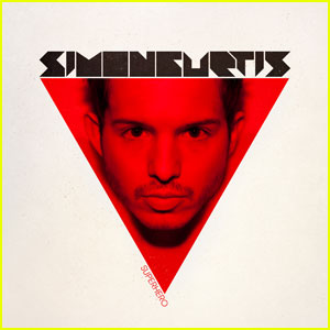 Simon Curtis - 'Superhero' First Listen!