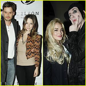Sophia Bush & Lindsay Lohan: DeLeon Duo