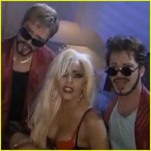 Justin Timberlake: 'Three Way' SNL Digital Short with Lady Gaga!