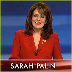 Tina Fey: Sarah Palin Sketch on 'SNL'!