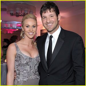 Tony Romo & Candice Crawford: Just Married!
