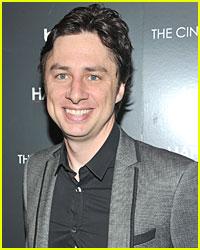 Zach Braff To Hit Big Screen in 'Oz'