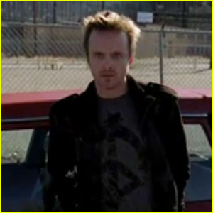 Aaron Paul: 'Breaking Bad' Season 4 Trailer!