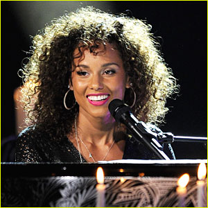 Alicia Keys: Pantages Performance