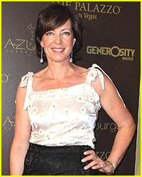 Allison Janney: Chris Colfer's Movie Mom!