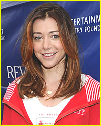 Alyson Hannigan Talks 'American Reunion'