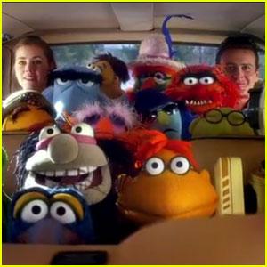 Amy Adams & Jason Segel: 'Muppets' Full Trailer!
