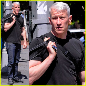 Anderson Cooper: Talk Show Premiering Sept. 12!