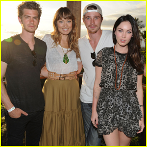 Megan Fox & Andrew Garfield: 2011 Maui Film Festival