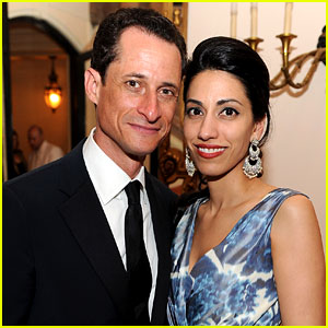 Anthony Weiner's Wife Pregnant with First Child