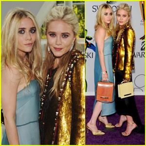 Ashley & Mary-Kate Olsen - CFDA Fashion Awards 2011
