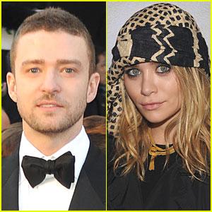 Justin Timberlake & Ashley Olsen: New Couple Alert?