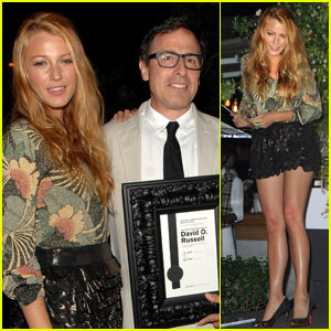 Blake Lively: Ghetto Film School Spring Benefit!