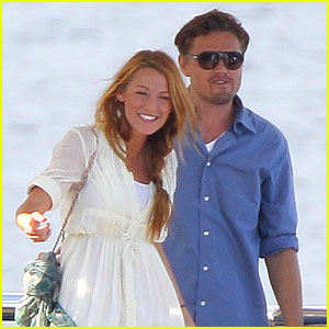 Blake Lively Leonardo Dicaprio Disneyland After Mtv Awards