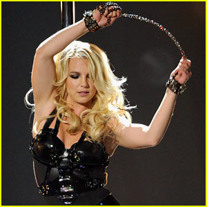 Britney Spears 'Femme Fatale' Tour Preview - Exclusive