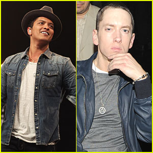 Bruno Mars & Eminem's 'Lighters' - FIRST LISTEN