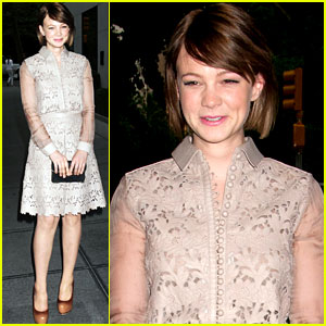 Carey Mulligan: Junior Spring Benefit for Lincoln Center