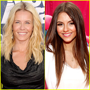 Chelsea Handler: Victoria Justice's Mom in 'Fun Size'?