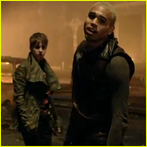 Chris Brown & Justin Bieber: 'Next 2 You' Video Premiere!