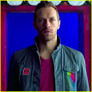 Coldplay: 'Every Teardrop Is a Waterfall' Video Premiere!