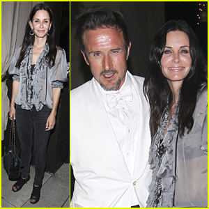 Courteney Cox & David Arquette: Beacher's Madhouse