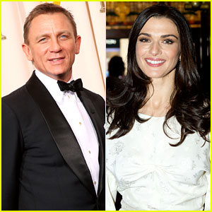 Daniel Craig & Rachel Weisz: Married!