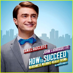 Daniel Radcliffe: 'How to Succeed...' CD Available Now!