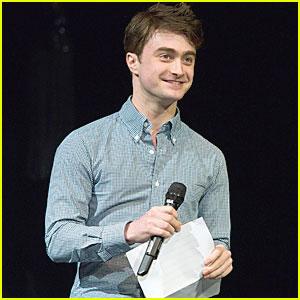 Daniel Radcliffe: 'Brotherhood of Man' at Tony Awards!