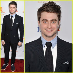 Daniel Radcliffe: Trevor Project Benefit!