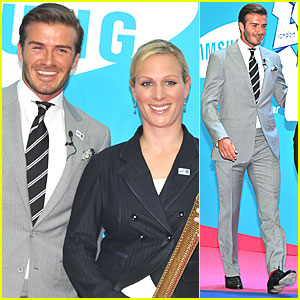 David Beckham: Everyone's Olympic Games Launch!