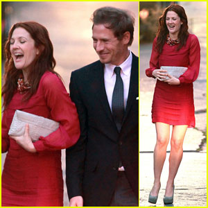 Drew Barrymore: Obama Fundraiser with Will Kopelman!