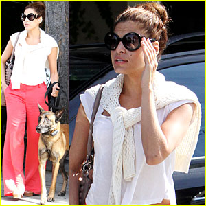 Eva Mendes: Marriage is Very Old-Fashioned