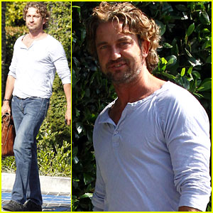 Gerard Butler: My Love Life Is Terrible!