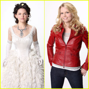 Ginnifer Goodwin &#038; Jennifer Morrison: 'Once Upon A Time' Promo Pics!
