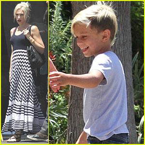 Gwen Stefani: Check-Up for Zuma!