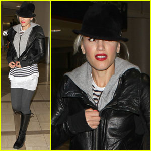 Gwen Stefani: Almost Done with New No Doubt Album!