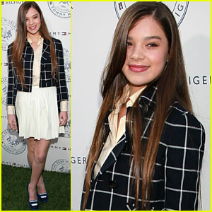 Hailee Steinfeld: Prep World Pop Up House Launch Party!