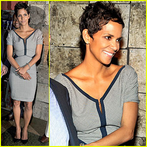 Halle Berry: Mayor's Fund Benefit Dinner!
