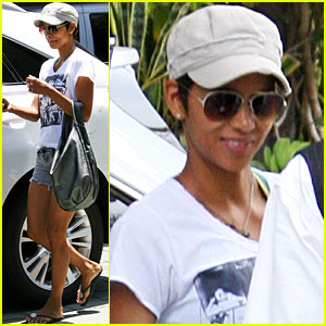 Halle Berry: Four Seasons Hotel Tipper!