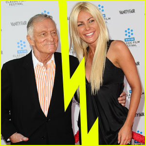 Hugh Hefner & Crystal Harris Call Off Engagement