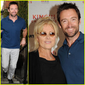 Hugh Jackman: 'Kimchi Chronicles' with Deborra-Lee Furness!