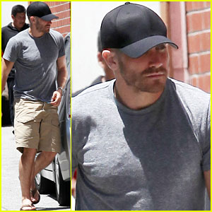 Jake Gyllenhaal: 'End of Watch' with Anna Kendrick
